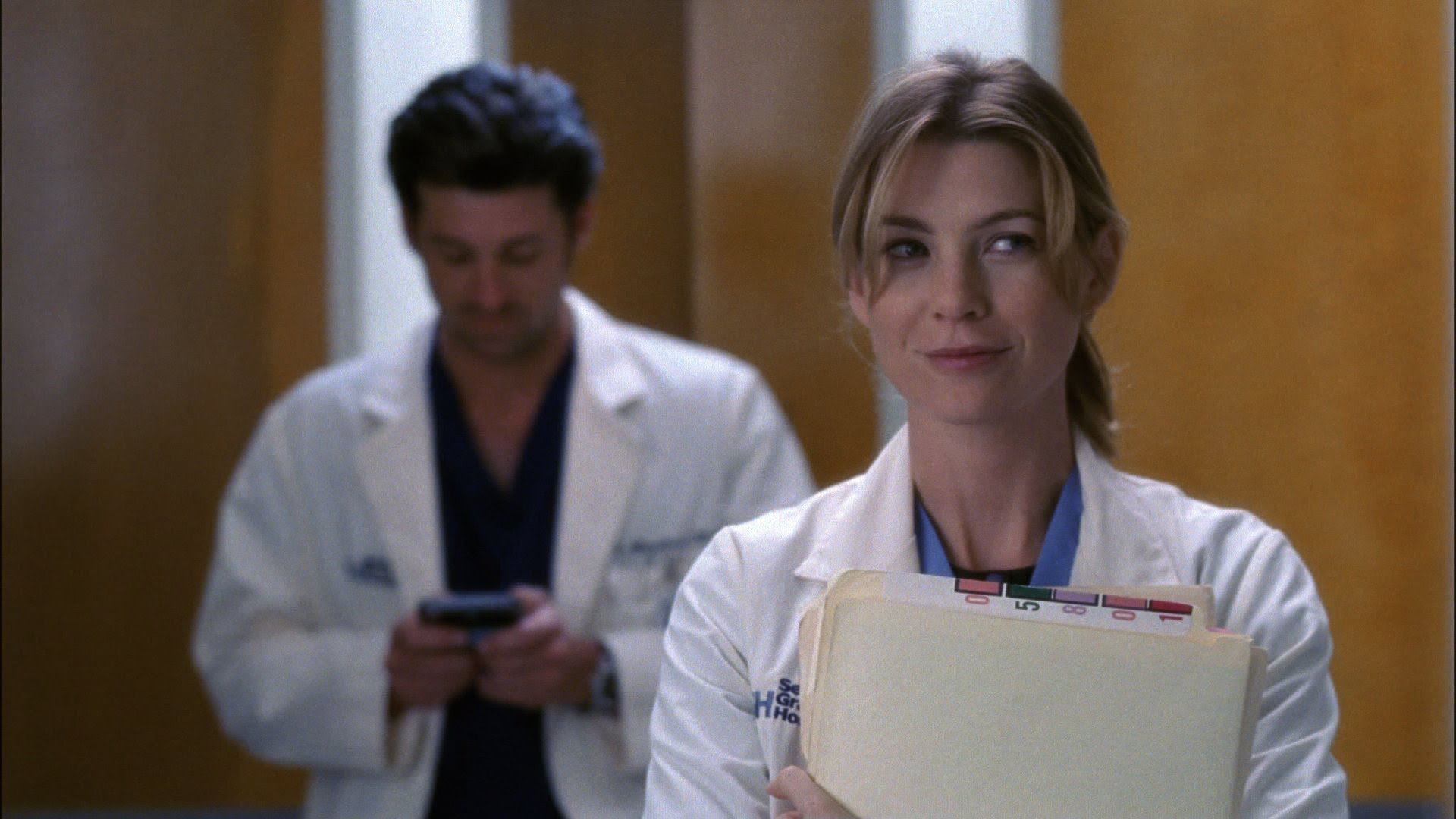 Greys Anatomy Series The First Cut Is The Deepest S1ep2